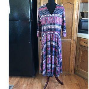 Agnes & Dora Super Soft Knit Dress Size 2X